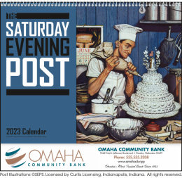 The Saturday Evening Post Calendar I