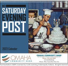 The Saturday Evening Post Calendar I
