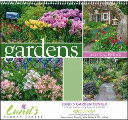 Gardens Promotional Calendar
