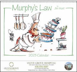 Murphys Law Promotional Calendar