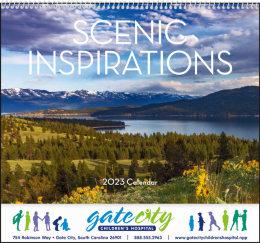 Scenic Inspirations Promotional Calendar