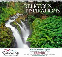 Religious Inspirations Promotional Calendar