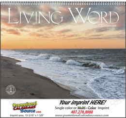 Living Word - Nondenominational Promotional Calendar