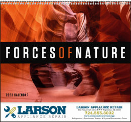 Forces of Nature Promotional Calendar