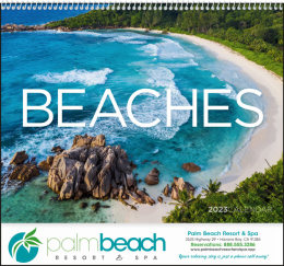 Beaches Promotional Calendar