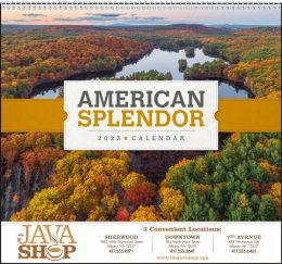 American Splendor Promotional Calendar