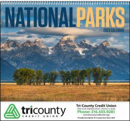 National Parks Promotional Calendar