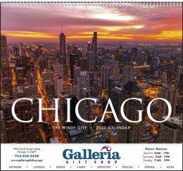 Chicago Promotional Calendar