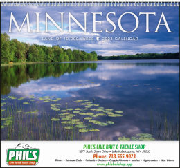 Minnesota State Promotional Calendar
