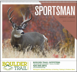 Great Lakes Sportsman Promotional Calendar