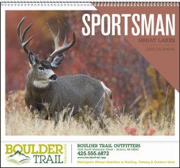 Great Lakes Sportsman Promotional Calendar