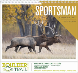 Southcentral Sportsman Promotional Calendar