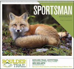 Southeast Sportsman Promotional Calendar