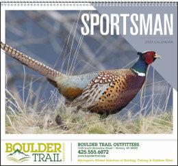 Sportsman Promotional Calendar