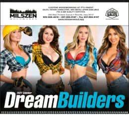 Dream Builders Promotional Calendar