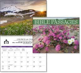 Bible Passages Promotional Calendar