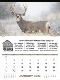 North American Wildlife Executive Calendar