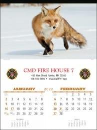 Wildlife Promotional Calendar