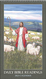 Daily Bible Readings (Protestant) Promotional Calendar
