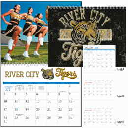 13 images Custom Promotional Calendar 11