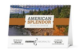 American Splendor Promotional Desk Calendar