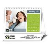Custom Desk - Large, Twin-looped Promotional Calendar