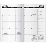 Work Monthly Planner Refill