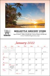 Recipe Promotional Calendar