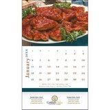 Custom Postcard Calendar Promotional Calendar