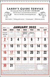 Large Almanac Commercial Calendar