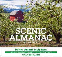 Scenic Almanac Promotional Calendar