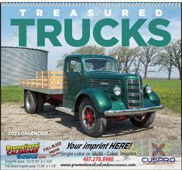 Treasured Trucks - Promotional Calendar  Spiral