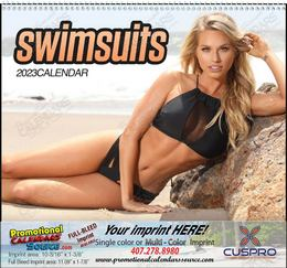 Swimsuits - Promotional Calendar  Spiral