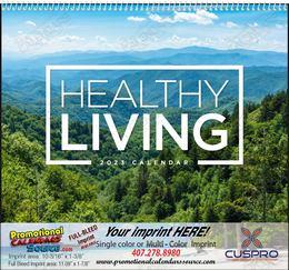 Healthy Living - Promotional Calendar  Spiral