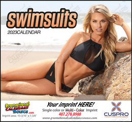 Swimsuits - Promotional Calendar  Stapled