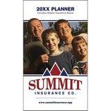 Custom Full-Color Pocket Planner Promotional Calendar
