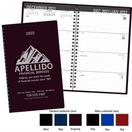 Weekly Desk Planner Calendar