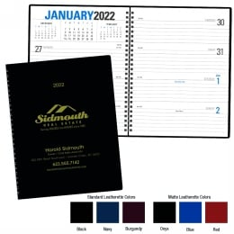 Weekly Promotional Planner  7.5x9 in.