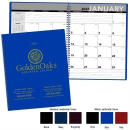 Monthly Planner Promotional Calendar