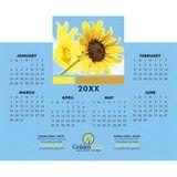 Die-Cut Custom Tent Calendar Promotional Calendar