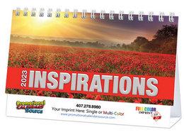Inspirations Promotional Desk Calendar