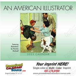 An American Illustrator Promotional Calendar