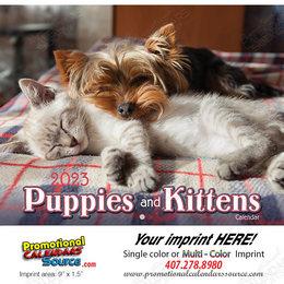 Puppies & Kittens Promotional Calendar
