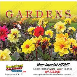 Gardens Promotional Calendar  - Stapled