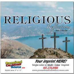 Religious Reflections Promotional Calendar