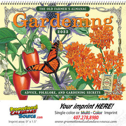 The Old Farmer Gardening Tips Calendar