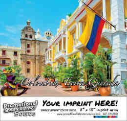 Colombia, Tierra Querida Bilingual Spanish/English Calendar