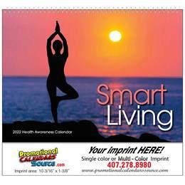 Smart Living Promotional Calendar  - Spiral