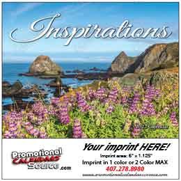 Inspirations Mini Wall Calendar