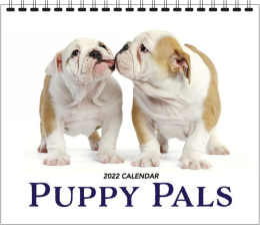 Puppy Pals Promotional Calendar, 13.5x24